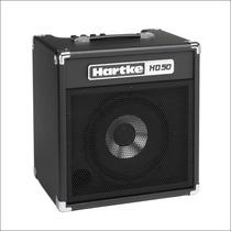 Hartke Hd50, Amplificador Para Bajo, 50w, Entrada Auxiliar