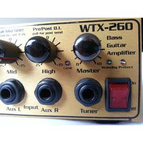 Cabezal Eden Wtx 260 Made In Usa