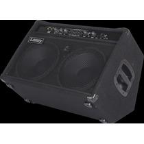 Amplificador Laney Rb7 Para Bajo 300w 2x10