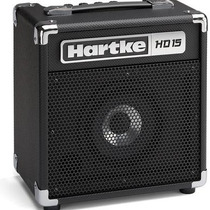 Hartke Hd15 Amplificador P/ Bajo 15w Novedad!!!