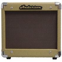 Amplificador Anderson Vintage Gv-10 P/guitarra 10w Edenlp