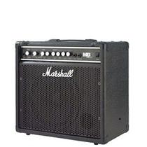 Marshall Mb30 Amplificador De Bajo De 30 Watts C/compresor !