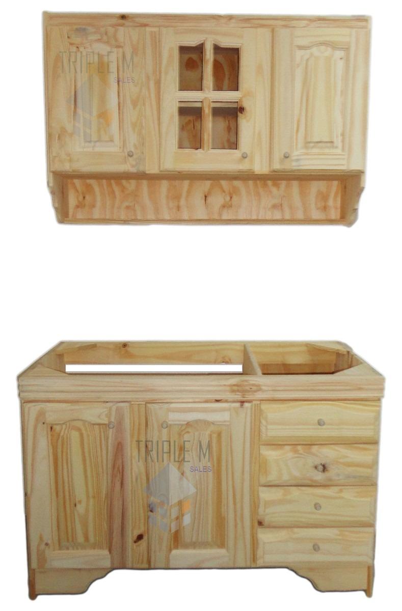 Muebles de pino en haedo 20170821004252 for Muebles de cocina argentina