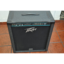 Amplificador Peavey Tko Bass 80 Watts Rms Woofer 15 U.s.a.