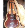 Bajo Gibson Sg Ebo 1963 Estuche Rigido Original.