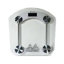 Balanza De Baño Digital De Acero Y Vidrio Con Lcd 4 Sensores