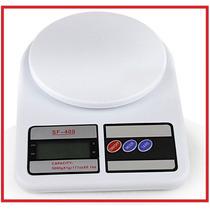 Balanza De Cocina Digital 0 A 5 Kg Precision 1g Microcentro