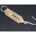 Antigua Balanza Pocket De 10 Kg. De Bronce Made In Germany