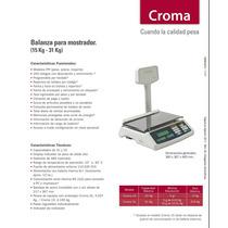 Balanza Systel Con Impresor