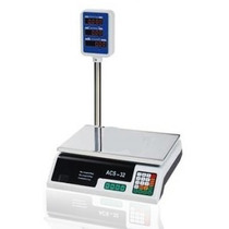Balanza Electronica Digital Columna 40kg - Vta Mayor Y Menor