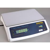 Balanzal Industrial Systel Bumer 31kg Con Bateria Digital