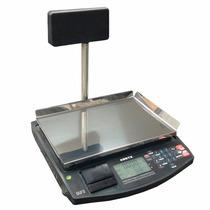 Balanza Kretz Aura 30kgs Con Impresor De Tickets Y Bat 16hs