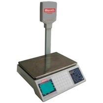 Balanza Comercial 30kg Market Moretti