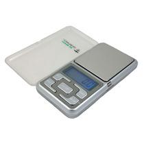 Balanza Digital De Precision 500g/0.1g Lcd Bolsillo Garantia