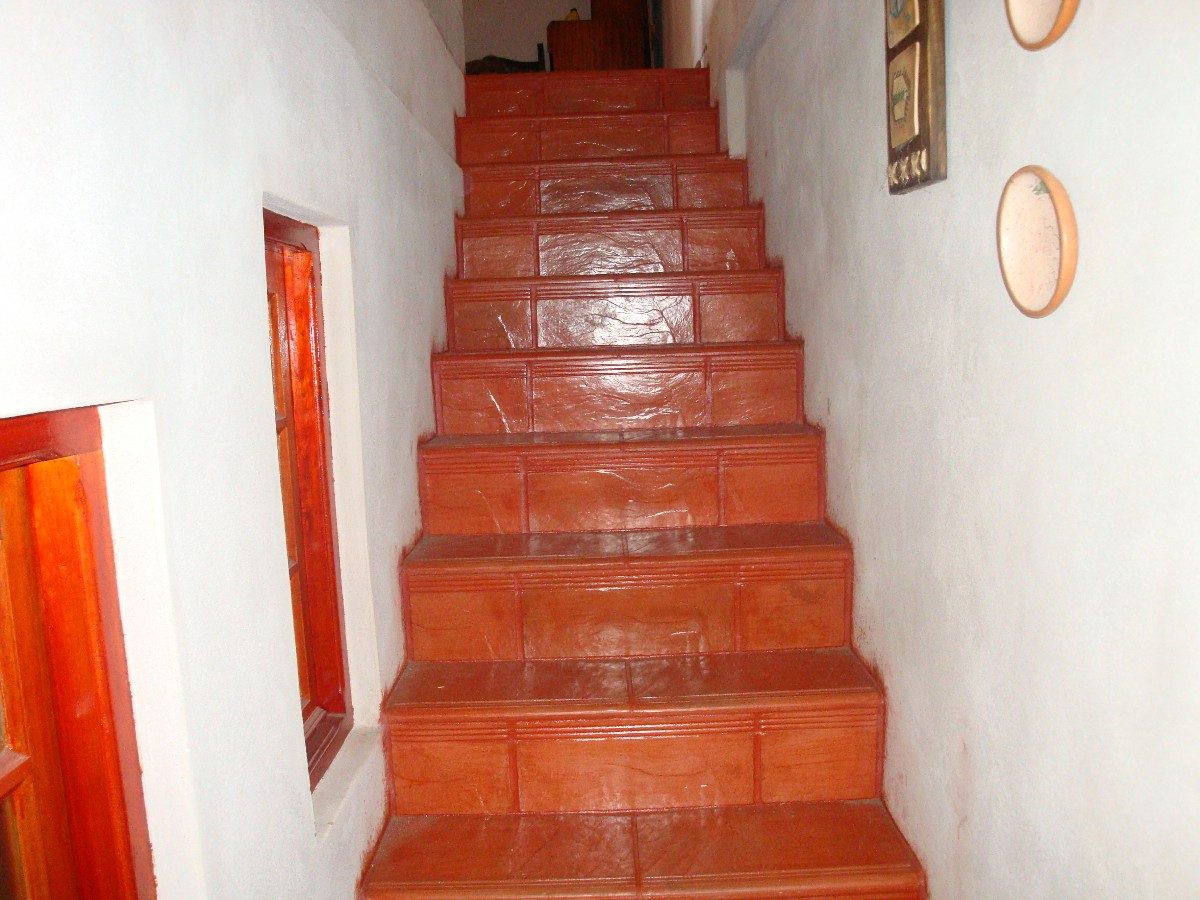 Baldosas para escaleras rusticas tipo laja san luis title for Precios de baldosas rusticas