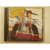Cd Beavis & Butt Head Do America Soundtrack Banda De Sonido