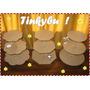 Posa Cupcakes Muffins Candy Bar - Alzada Cupcakes