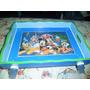 Bandejas Infantiles Con Patas Para Cama Disney Y Mas!
