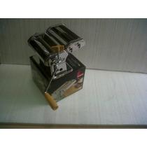 Maquina P Fabricar Pastas 15 Cm # Fabripasta Con Accesorios