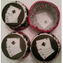 Pirotines Nº10 Decorados - Muffins, Cupcakes - 100 Unidades