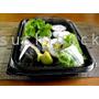Bandeja Plastica Descartable.ideal Sushi Y Afines.18/25 Pzas