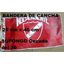 Antiguo Banderin Independiente Bandera Cai