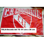 Antiguo Banderin Independiente Bandera Cai Consulte Stock