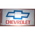 Chevrolet Hermosas Banderas *modelos A Elección 150 X 75 Cm