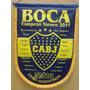 Banderin Boca Juniors Campeón 2015