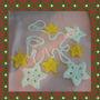 Guirnaldas Crochet Tejido A Mano Estrellas