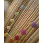 Guirnalda De Esferas Tejidas En Crochet!! Divinas!!