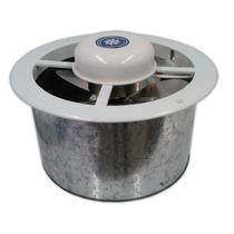 Extractor De Aire Metalico Para Baño 10 Pulgadas Nacional