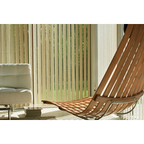 Cortinas Verticales Sunset - Hunter Douglas Su