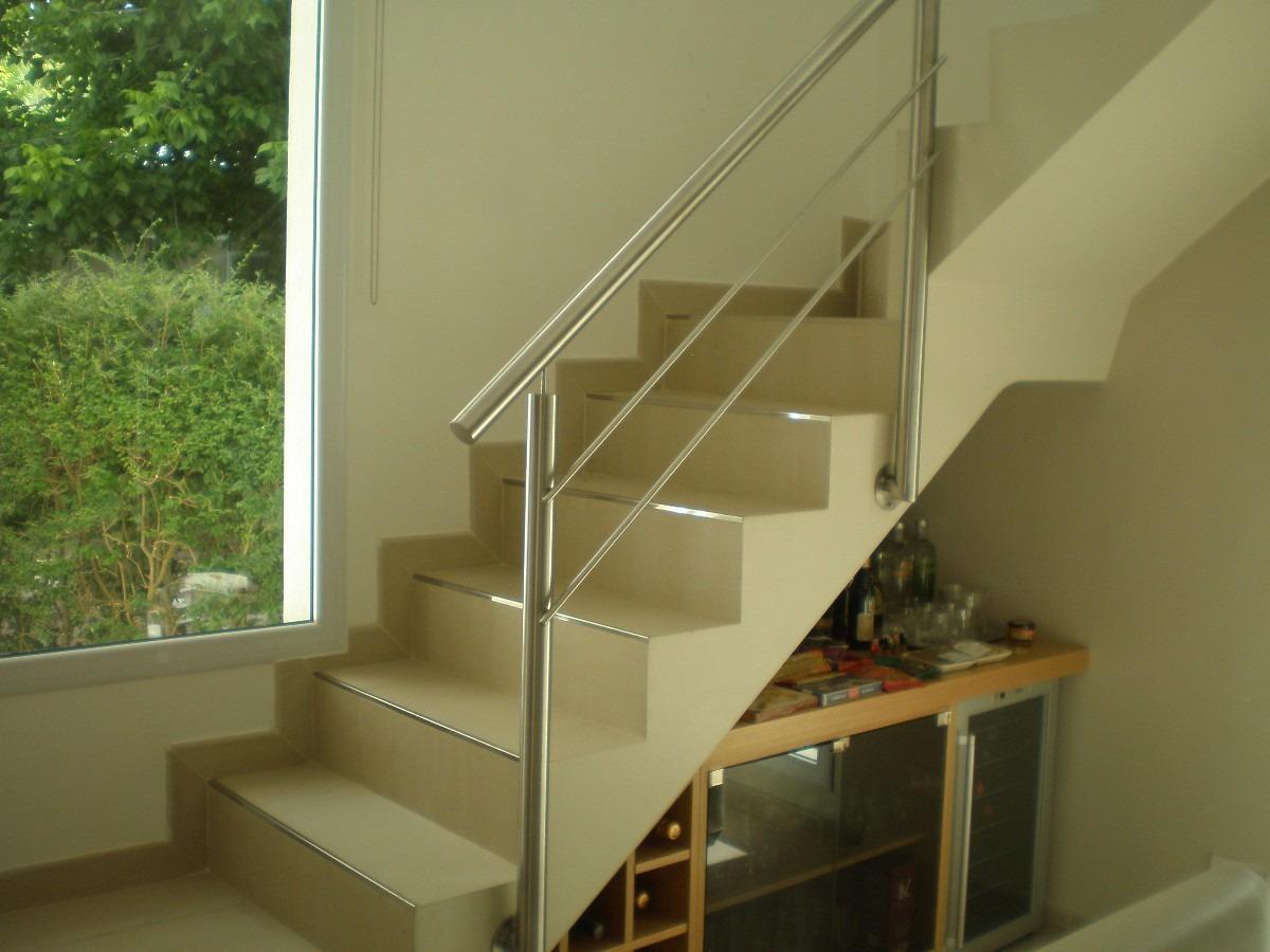 De dise os modernos en herreria de acero inoxidable - Imagenes de escaleras ...