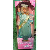 1998 Graduation Barbie - Mattel