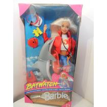 Barbie Baywatch Guardianes De La Bahia 1994 Malla Delfin Mp