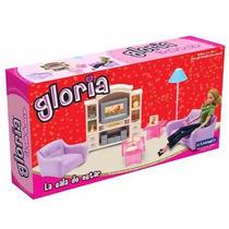 Gloria Sala De Estar Muñecas Tipo Barbie