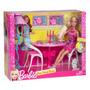 Barbie Con Comedor Mattel Original Mis Chiches Córdoba