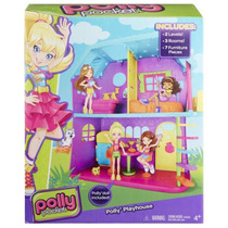 Casa Polly Pocket Mansion Polly En Zona Sur