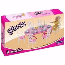 Muebles Para Muñecas Gloria El Comedor Lionels Sipi Shop
