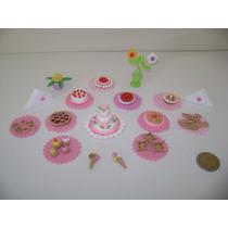 Comidas Para Casita De Muñeca Barbie O Similar. Miniaturas