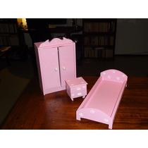 Barbie Juego De Dormitorio Envios A Todo El Pais