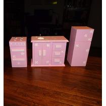Barbie Cocina Completa De Muñecas Envios A Todo El Pais