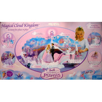 Barbie Magic & Pegasus Palacio De Las Nubes Bunny Toys