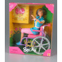 Barbie Share A Smile Becky Año 1996 Bunny Toys