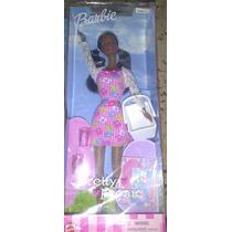 Barbie Picnic X2 Edición Especial Accesorio Mattel Oferta
