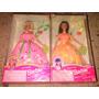 Barbie Fantasia De Frutas Con Accesorios X2 Mattel 90 Oferta