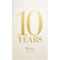 Barbie 10 Years (libro Colección Usado)