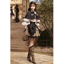 Barbie 2014 Silkstone Dulicissima Gold Label En Stock!!!