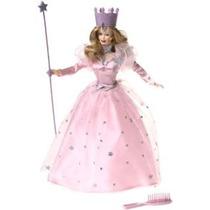 Barbie Talking Glinda Bruja Buena Del Mago De Oz